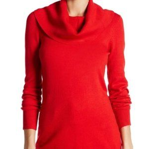NWT French Connection Babysoft Cowl Neck Sweater